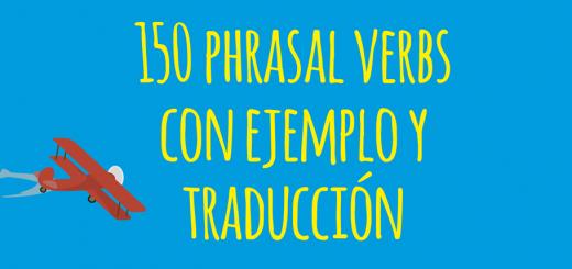150 phrasal verbs