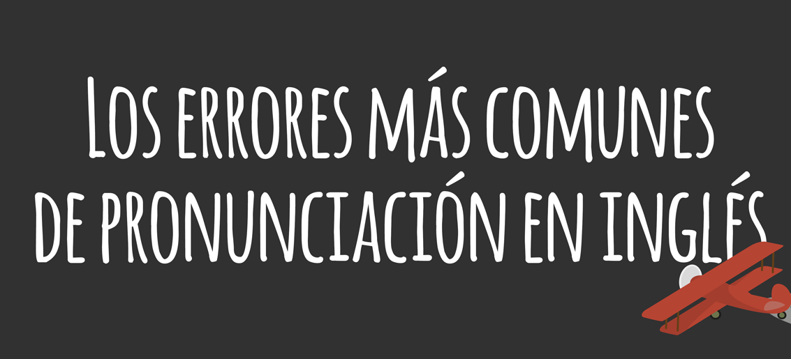 errores comunes ingles