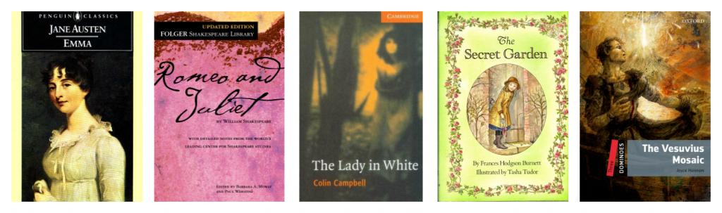 20 libros en inglés nivel b1 (III)