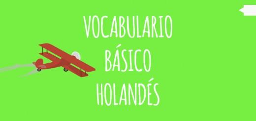 vocabulario básico holandés