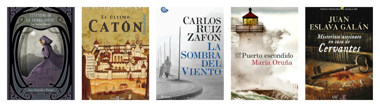 10 libros c1 y c2 español