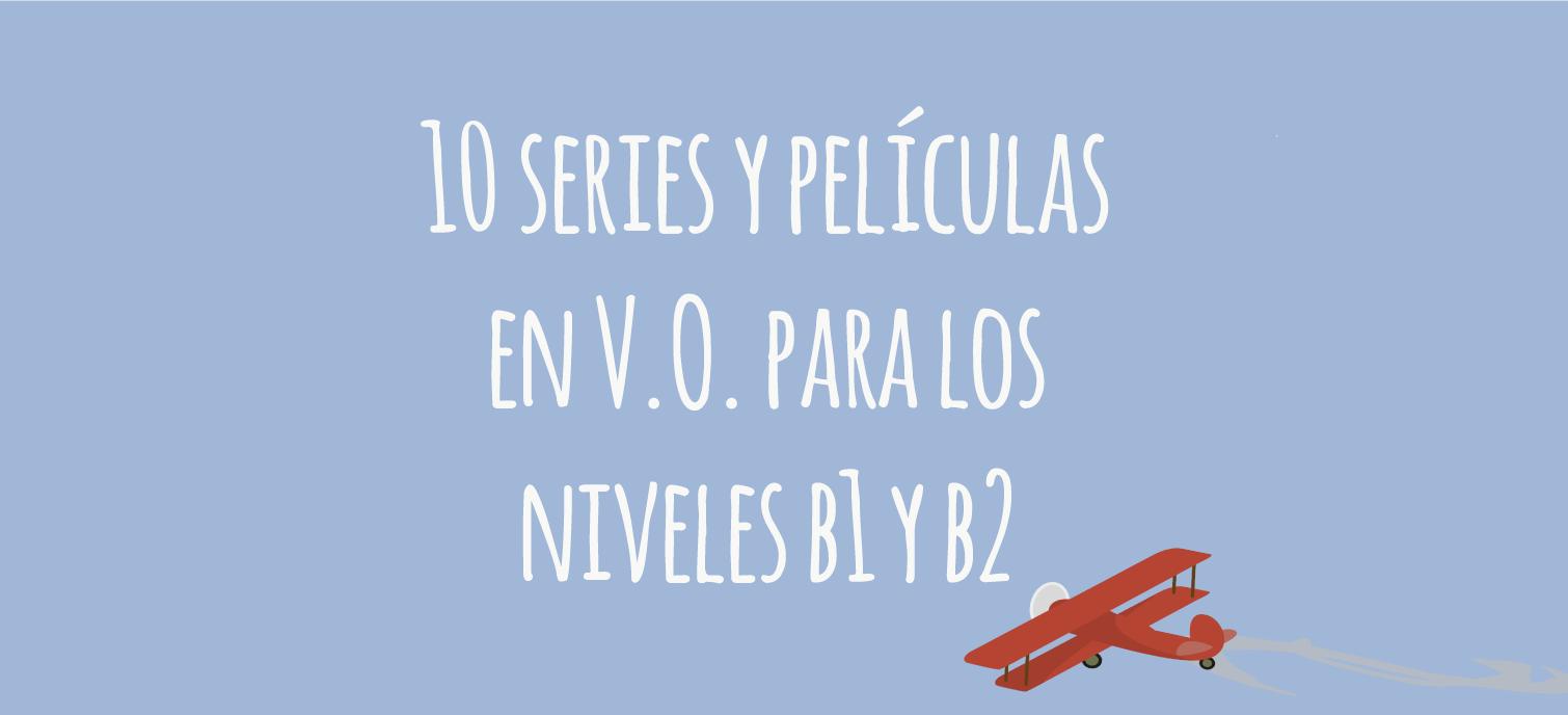 peliculas o series para aprender ingles