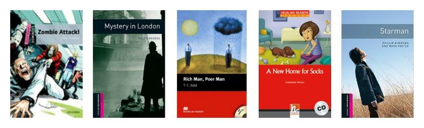 20 livres anglais A1 IV