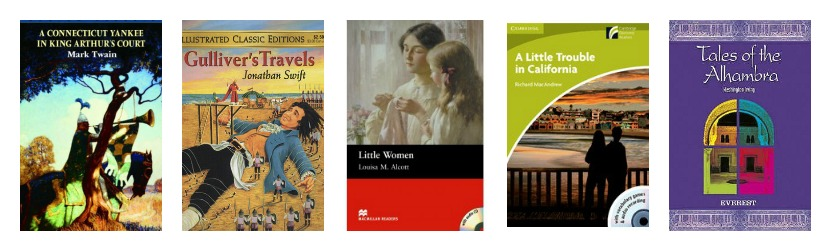 20 libros ingles A1