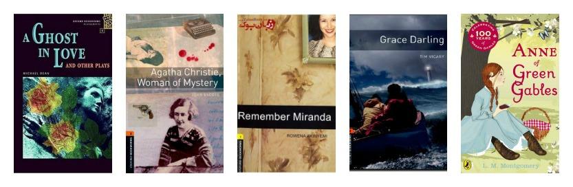 20 libros ingles A2 II