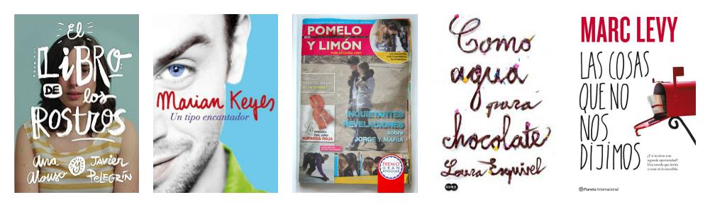 Libros recomendados para chicas adolescentes