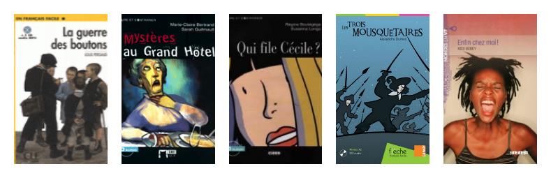 lecturas francés A2