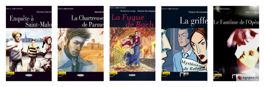 lecturas graduadas francés B1