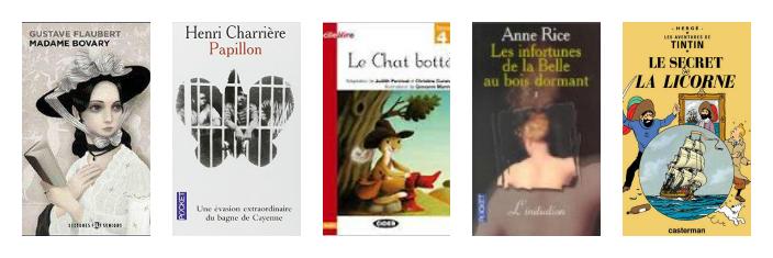 lecturas graduadas francés B2
