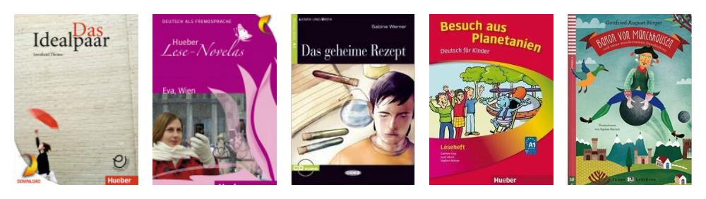 lecturas graduadas aleman a1 y a2