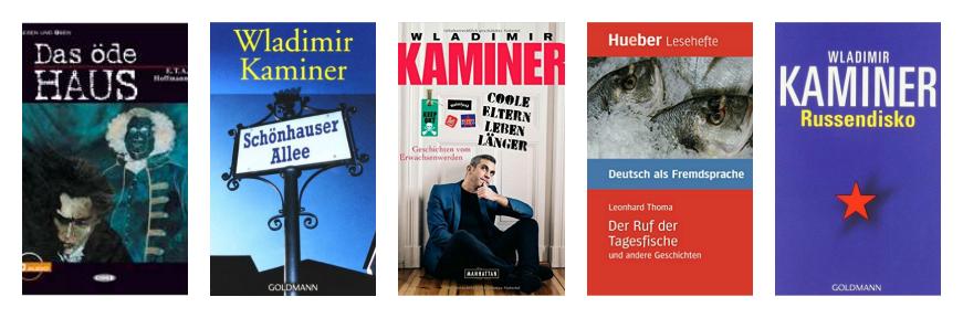 libros alemán nivel B2