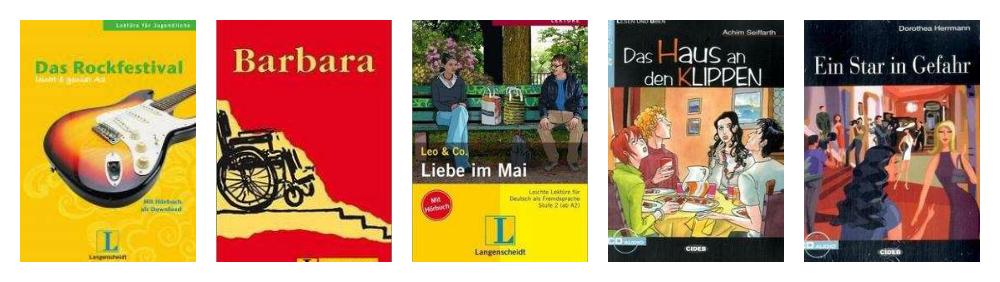 libros aleman A1 y A2