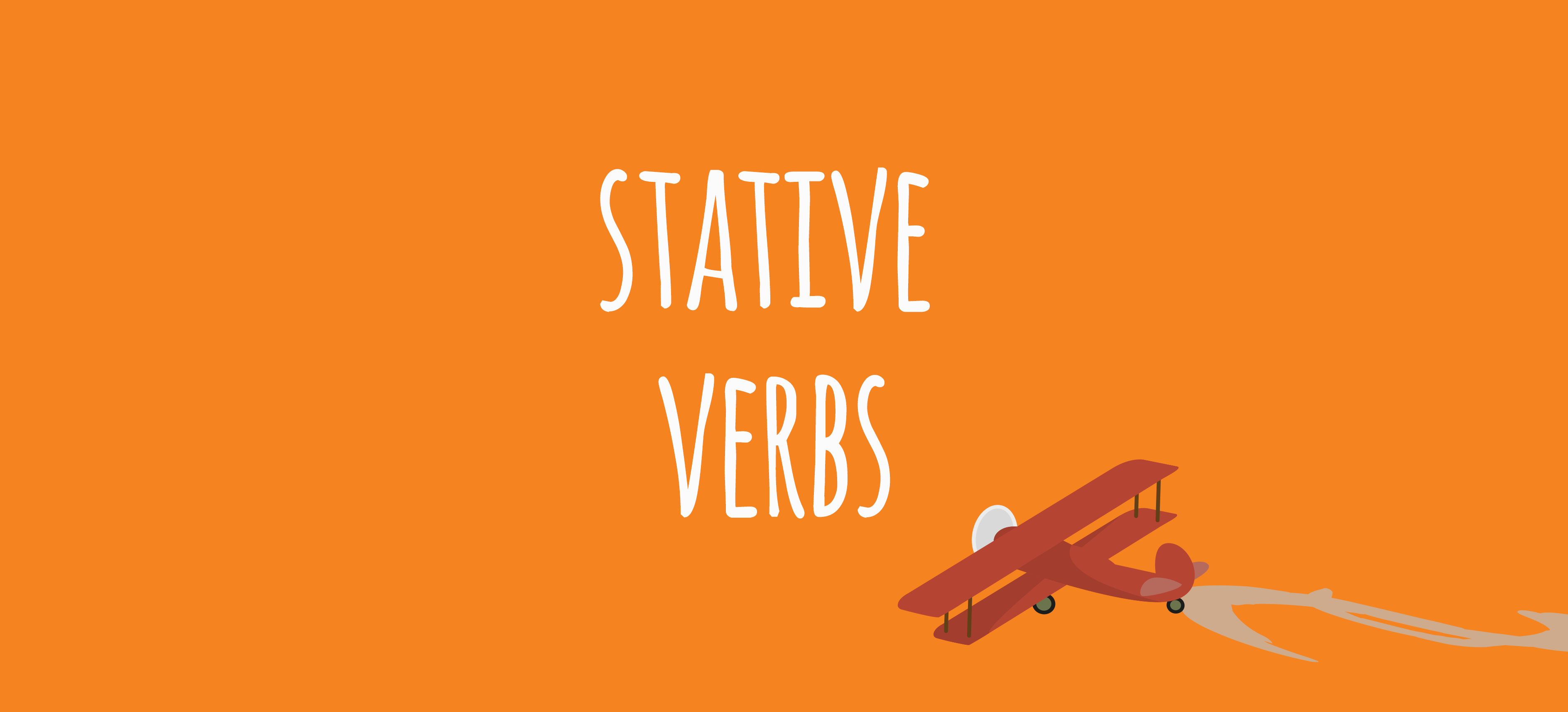 Stative Verbs