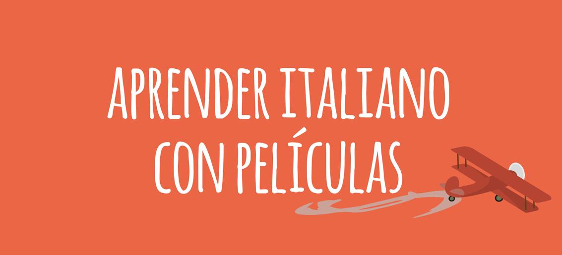 aprender italiano con peliculas