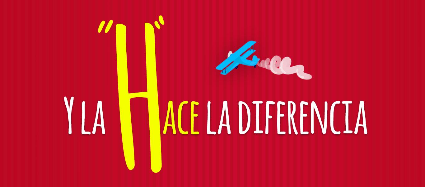 Diferencias Entre Las Palabras Con H Y Sin H Tienes Curiosidad