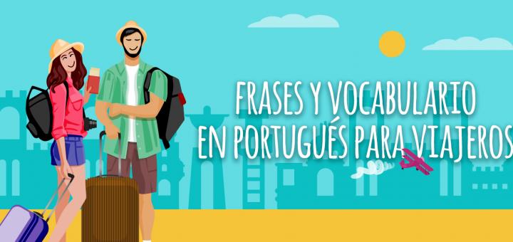 Frases Y Vocabulario En Portugués Para Viajeros